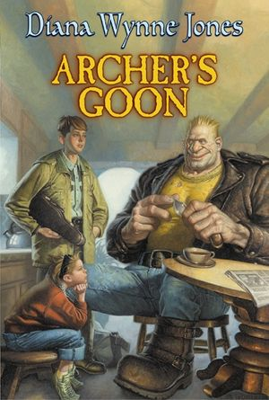 Archer's Goon book image
