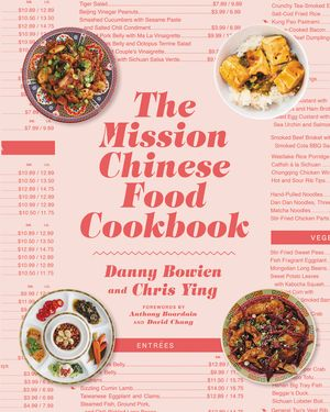 The Mission Chinese Food Cookbook book image