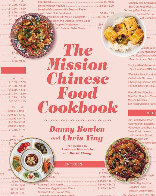 The mission chinese food cookbook danny bowien chris ying enlarge book cover forumfinder Choice Image