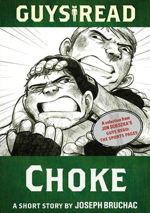 Guys Read: Choke book image