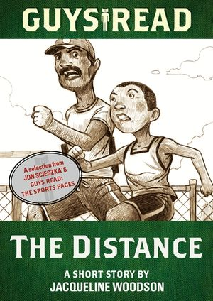 Guys Read: The Distance book image