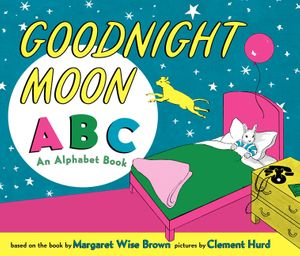 Goodnight Moon ABC Padded Board Book book image