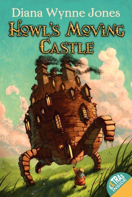 Howl's Moving Castle - Diana Wynne Jones - E-book