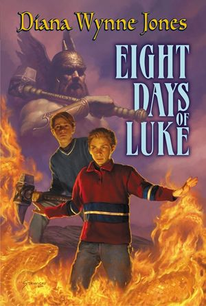 Eight Days of Luke book image