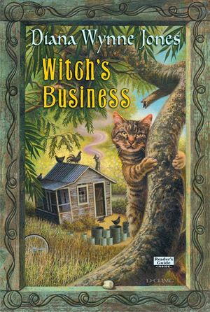 Witch's Business book image