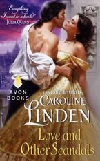 Love and Other Scandals Paperback  by Caroline Linden