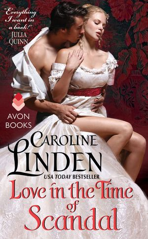 Love in the Time of Scandal book image