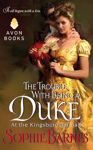 The Trouble With Being a Duke book image