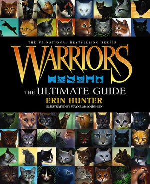 Warriors: The Ultimate Guide book image