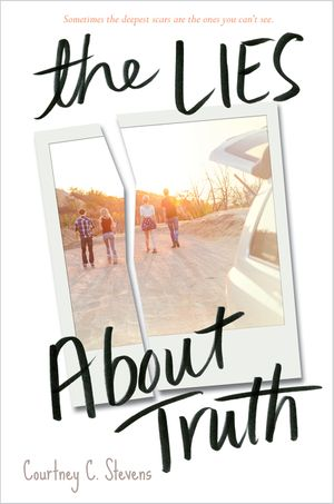 The Lies About Truth book image