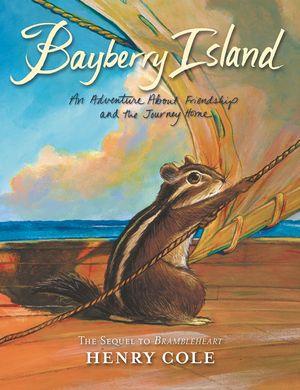 Brambleheart #2: Bayberry Island book image