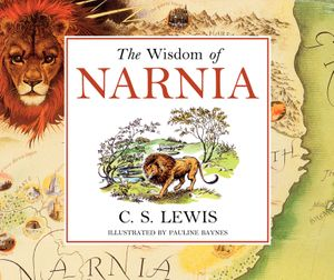 The Wisdom of Narnia book image