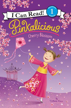 Pinkalicious: Cherry Blossom (I Can Read Level 1) Paperback  by Victoria Kann