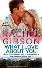 What I Love About You Paperback  by Rachel Gibson