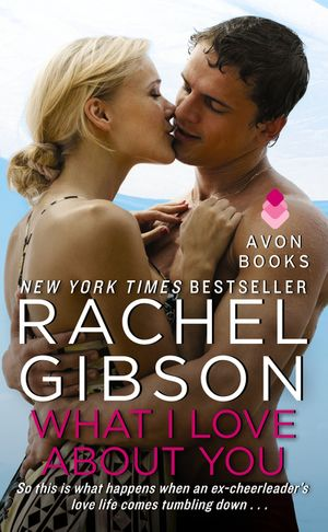 What I Love About You book image