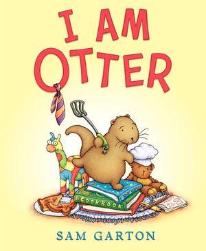 I Am Otter book image