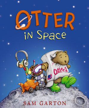 Otter in Space book image