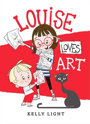 Louise Loves Art book image