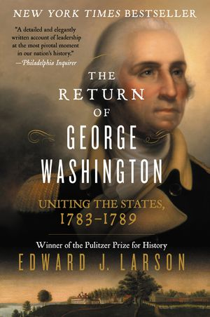 The Return of George Washington book image