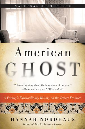 American Ghost book image