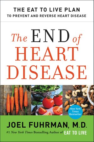 The End of Heart Disease book image