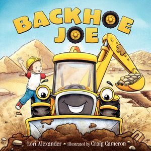 Backhoe Joe book image