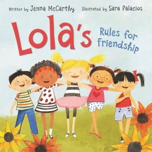 Lola's Rules for Friendship book image
