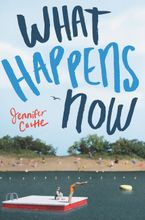 What Happens Now Hardcover  by Jennifer Castle