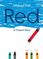 Red Hardcover  by Michael Hall