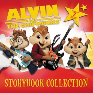 Alvin and the Chipmunks Storybook Collection book image
