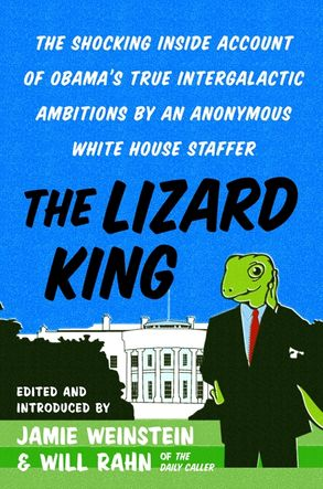 Cover image - The Lizard King