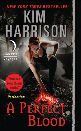 Book cover image: A Perfect Blood with Bonus Material
