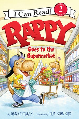 Rappy Goes to the Supermarket book image