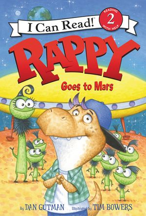 Rappy Goes to Mars book image