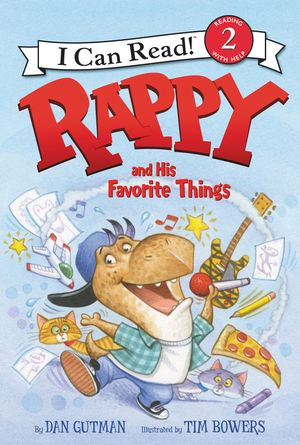 Rappy and His Favorite Things book image