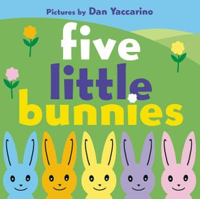 Cover image - Five Little Bunnies