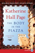 The Body in the Piazza Paperback LTE by Katherine Hall Page