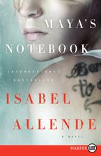 Maya's Notebook Paperback LTE by Isabel Allende