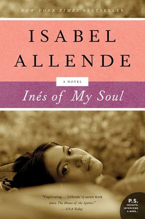 Ines of My Soul book image