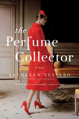 The Perfume Collector book image