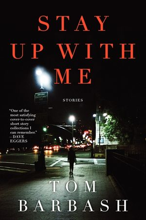 Stay Up With Me book image