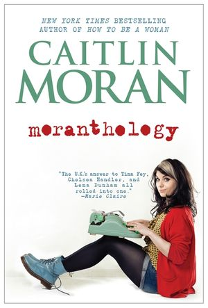 Moranthology book image