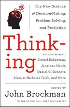 Thinking eBook  by John Brockman
