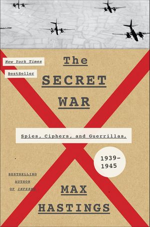 The Secret War book image