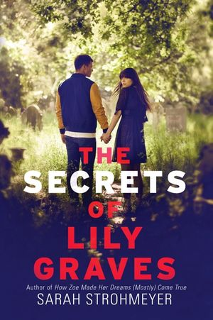 The Secrets of Lily Graves book image