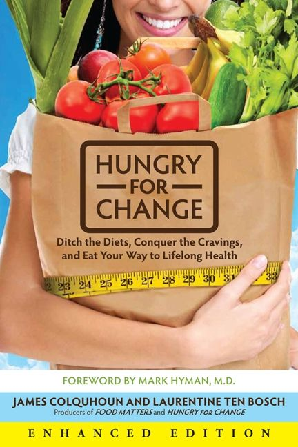 Hungry for change enhanced edition james colquhoun laurentine enlarge book cover forumfinder Images