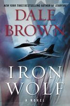 Iron Wolf Hardcover  by Dale Brown