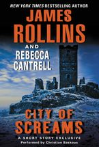 City of Screams eBook  by James Rollins