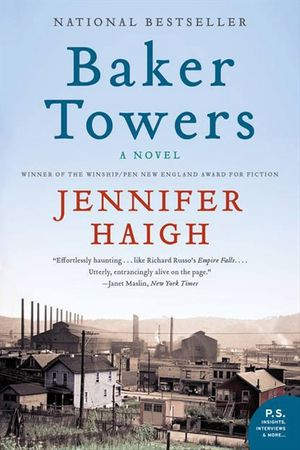 Baker Towers book image