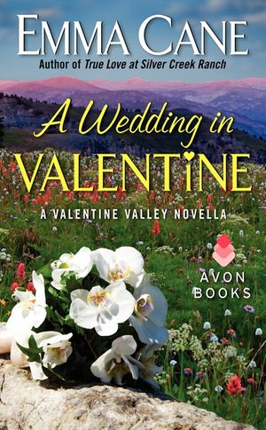 A Wedding in Valentine book image